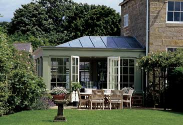 Lead Roof Conservatory