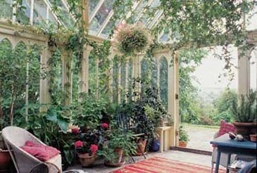 Conservatory Plant Room